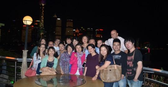 Workshop in Shanghai, China